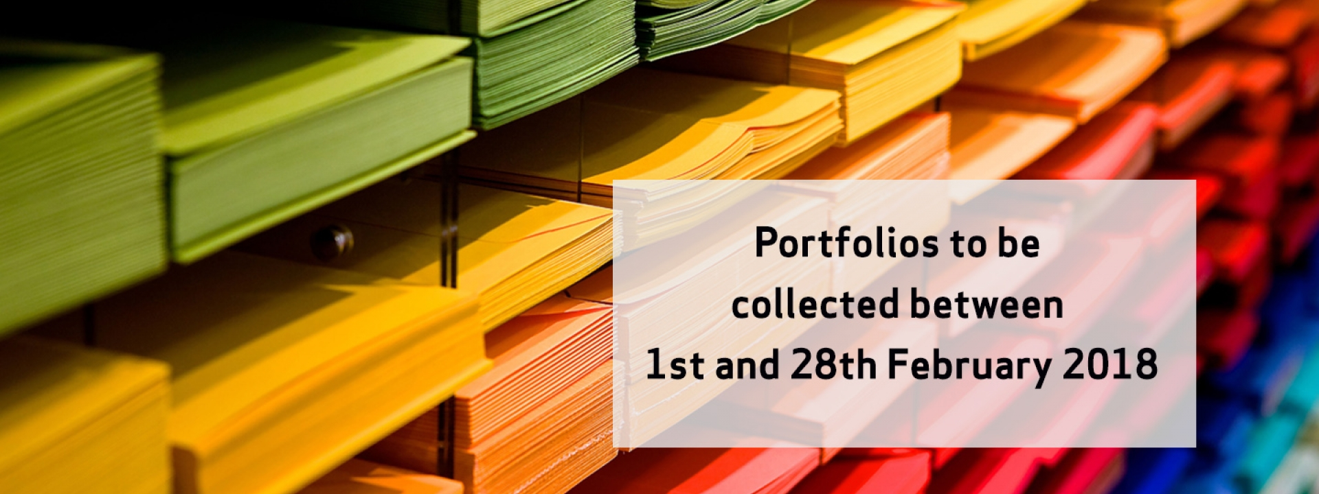 Collection of Portfolios
